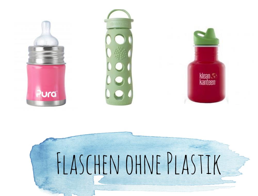 flaschen ohne plastik alternativen f r babys und kinder. Black Bedroom Furniture Sets. Home Design Ideas
