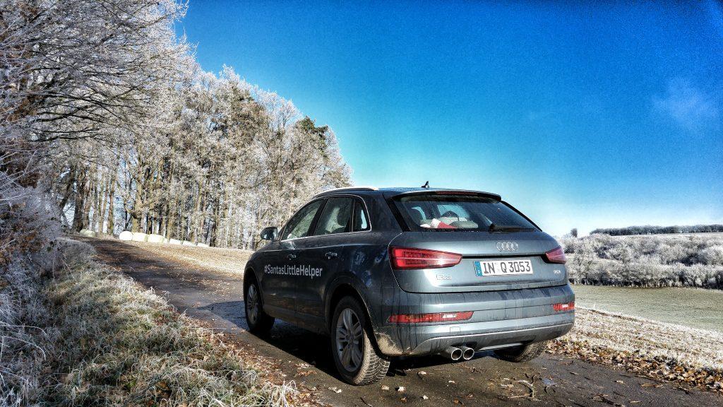 Der Audi Q3 Im Familientest Ein Echter Allrounder