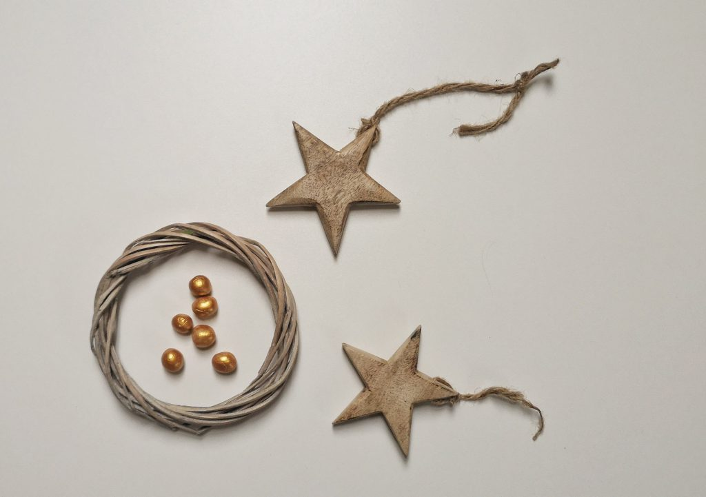 zauberhaftes Wichtelgold herstellen, zwergengold Modelliermasse