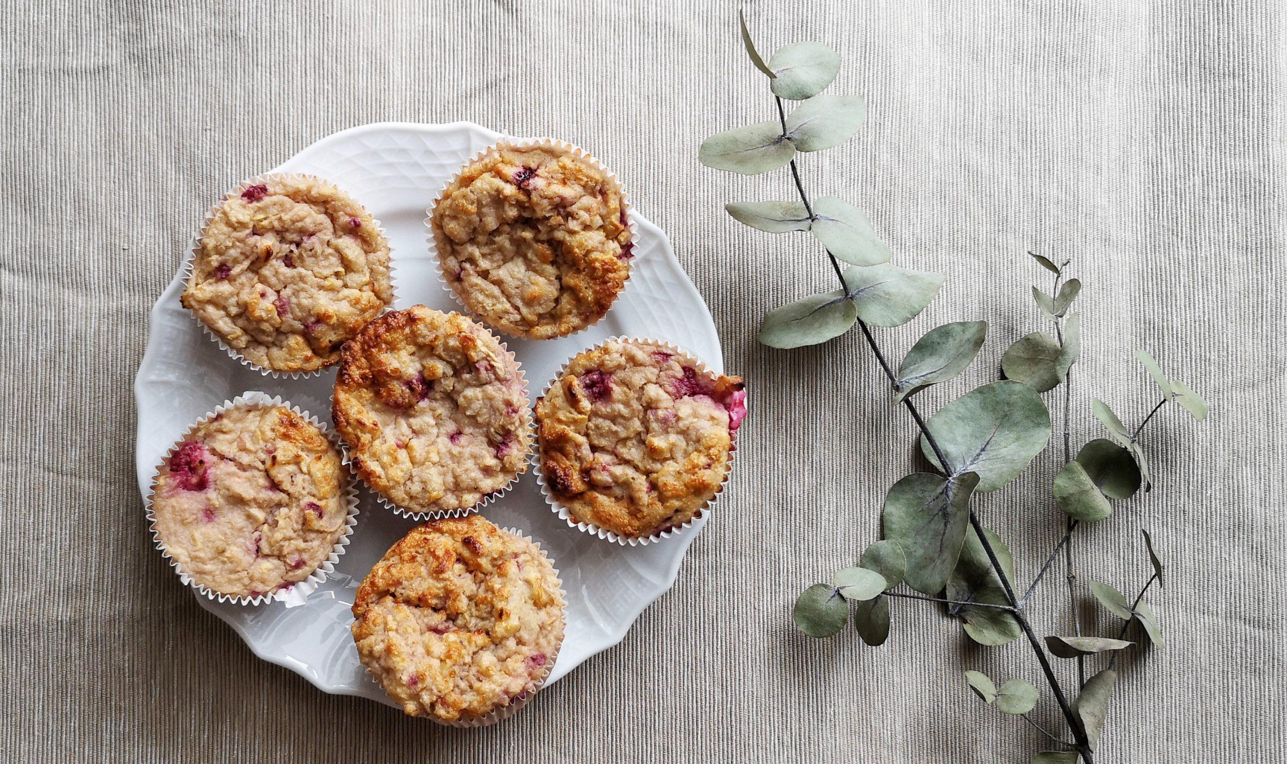 gesunde Muffins